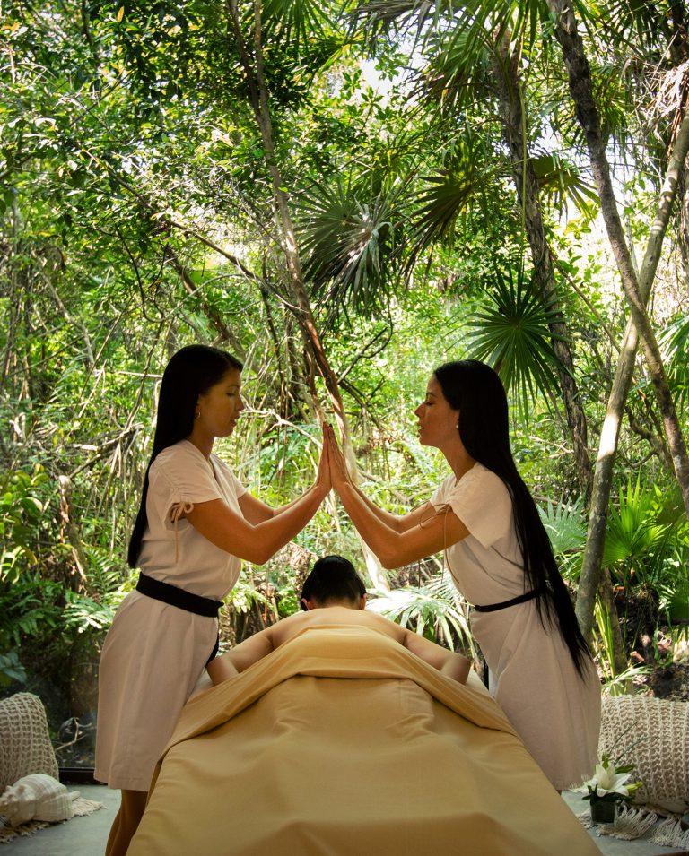 Photo 7_ Massage. Photo courtesy of Palmaia